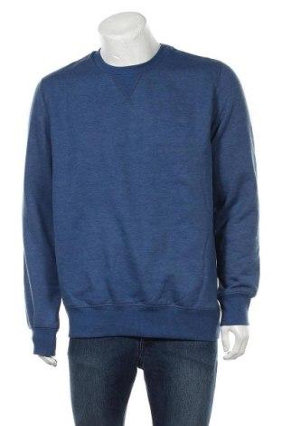 Мъжка блуза Brave Soul, Размер XL, Цвят Син, 65% полиестер, 35% памук, Цена 23,03лв.