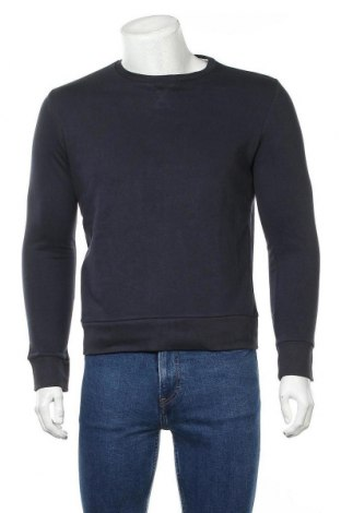 Мъжка блуза Brave Soul, Размер S, Цвят Син, 80% памук, 20% полиестер, Цена 17,64лв.