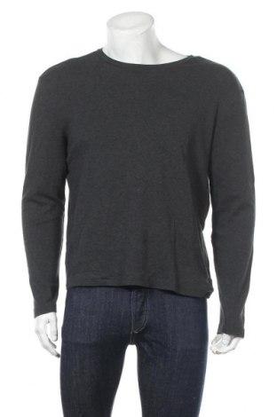 Мъжка блуза Christian Berg, Размер M, Цвят Сив, Памук, Цена 27,00лв.