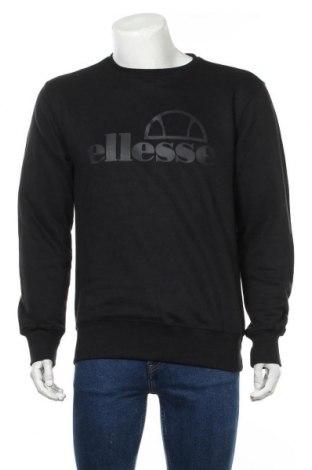 Ανδρική μπλούζα Ellesse, Μέγεθος L, Χρώμα Μαύρο, 85% βαμβάκι, 15% πολυεστέρας, Τιμή 19,49€