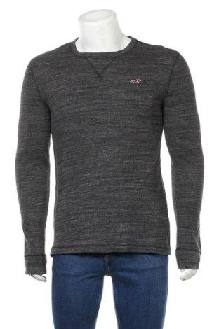 Ανδρική μπλούζα Hollister, Μέγεθος M, Χρώμα Γκρί, 58% βαμβάκι, 39% πολυεστέρας, 3% ελαστάνη, Τιμή 11,04€