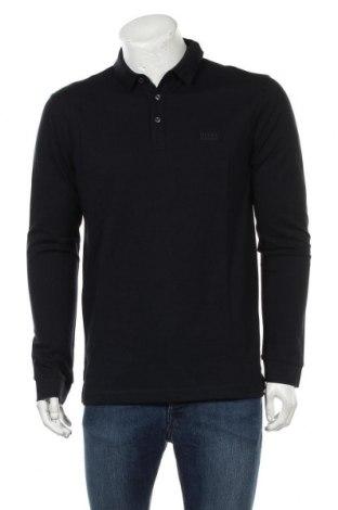 Ανδρική μπλούζα Hugo Boss, Μέγεθος L, Χρώμα Μπλέ, Βαμβάκι, Τιμή 104,00€