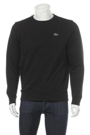 Ανδρική μπλούζα Lacoste, Μέγεθος M, Χρώμα Μαύρο, 85% βαμβάκι, 15% πολυεστέρας, Τιμή 34,70€