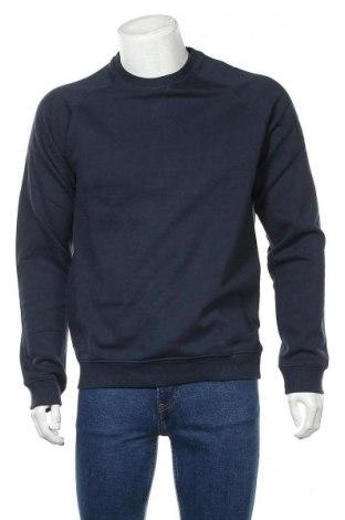 Ανδρική μπλούζα Pier One, Μέγεθος L, Χρώμα Μπλέ, 80% βαμβάκι, 20% πολυεστέρας, Τιμή 17,68€