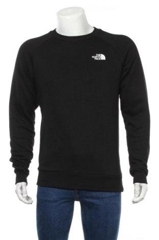 Ανδρική μπλούζα The North Face, Μέγεθος S, Χρώμα Μαύρο, Βαμβάκι, Τιμή 34,70€