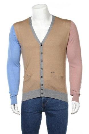 Jachetă tricotată de bărbați Dsquared2, Mărime M, Culoare Multicolor, Preț 156,31 Lei