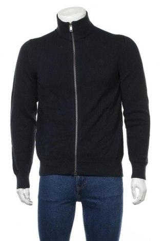 Ανδρική ζακέτα Marc O'Polo, Μέγεθος M, Χρώμα Μπλέ, Βαμβάκι, Τιμή 57,60€