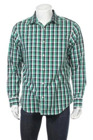 Ανδρικό πουκάμισο Banana Republic, Μέγεθος L, Χρώμα Πολύχρωμο, Βαμβάκι, Τιμή 19,22€