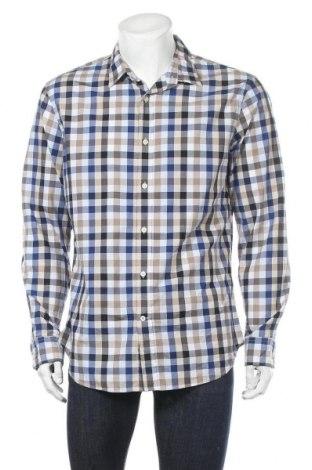 Ανδρικό πουκάμισο Banana Republic, Μέγεθος L, Χρώμα Πολύχρωμο, Βαμβάκι, Τιμή 16,62€