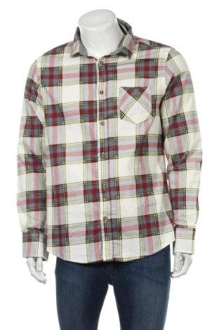 Мъжка риза Brave Soul, Размер L, Цвят Многоцветен, Памук, Цена 15,12лв.