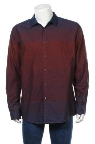 Мъжка риза INC International Concepts, Размер XL, Цвят Червен, Памук, Цена 79,43лв.