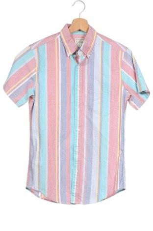 Мъжка риза J.Crew, Размер XS, Цвят Многоцветен, Памук, Цена 7,70лв.