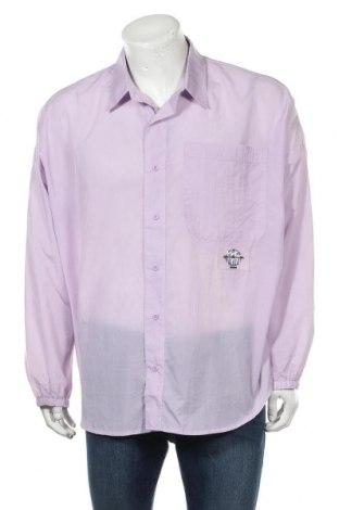 Pánská košile  Jaded London, Velikost L, Barva Fialová, Polyester, Cena  229,00Kč