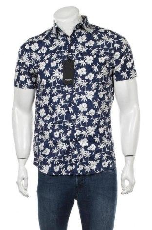 Мъжка риза Matinique, Размер S, Цвят Син, Памук, Цена 74,25лв.