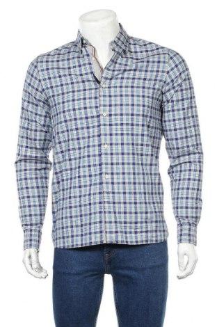 Ανδρικό πουκάμισο Tommy Hilfiger, Μέγεθος S, Χρώμα Μπλέ, Βαμβάκι, Τιμή 48,72€