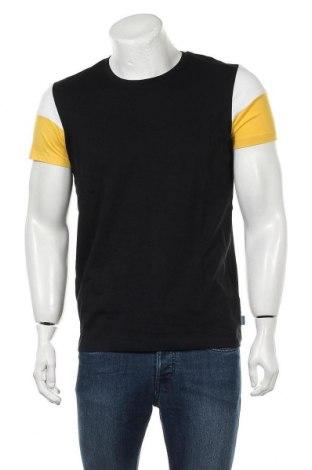 Мъжка тениска Edc By Esprit, Размер S, Цвят Черен, Памук, Цена 10,50лв.