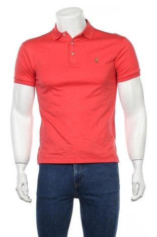 Мъжка тениска Polo By Ralph Lauren, Размер S, Цвят Червен, Памук, Цена 72,27лв.