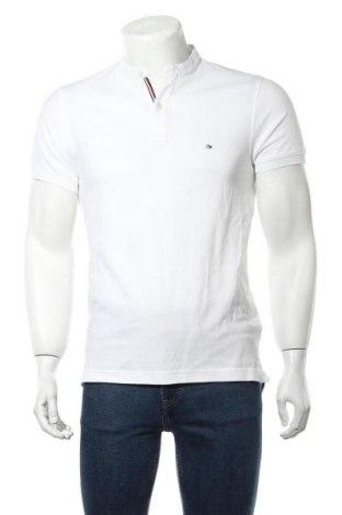 Ανδρικό t-shirt Tommy Hilfiger, Μέγεθος M, Χρώμα Λευκό, Βαμβάκι, Τιμή 34,41€