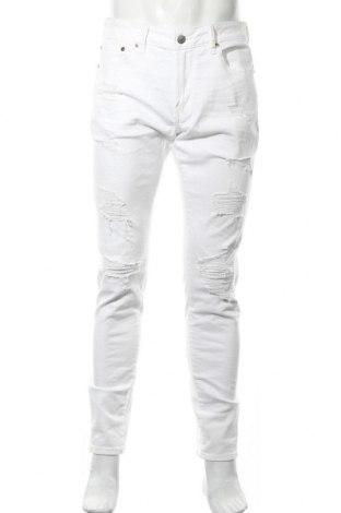 Pánské džíny  Airflex, Velikost L, Barva Bílá, 92% bavlna, 6% polyester, 2% elastan, Cena  427,00Kč