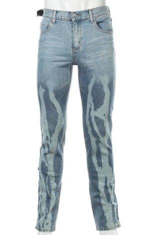 Мъжки дънки Cheap Monday, Размер M, Цвят Син, 98% памук, 2% еластан, Цена 29,76лв.