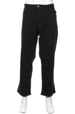 Мъжки дънки Denim Project, Размер XXL, Цвят Черен, 99% памук, 1% еластан, Цена 31,30лв.