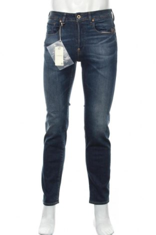 Мъжки дънки G-Star Raw, Размер S, Цвят Син, 98% памук, 2% еластан, Цена 38,24лв.