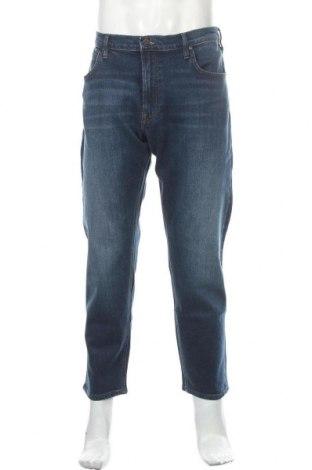Pánské džíny  Lee, Velikost XL, Barva Modrá, 99% bavlna, 1% elastan, Cena  750,00Kč