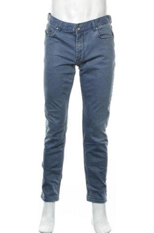 Мъжки дънки Montego, Размер L, Цвят Син, 98% памук, 2% еластан, Цена 28,80лв.