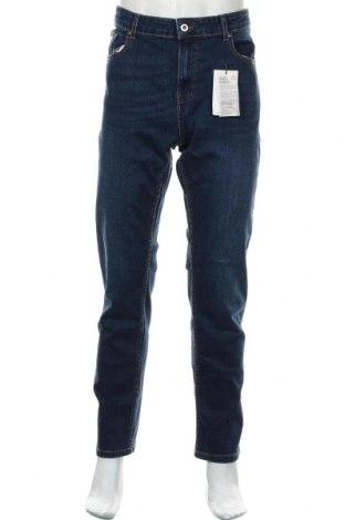 Ανδρικό τζίν Pier One, Μέγεθος XL, Χρώμα Μπλέ, 98% βαμβάκι, 2% ελαστάνη, Τιμή 21,65€