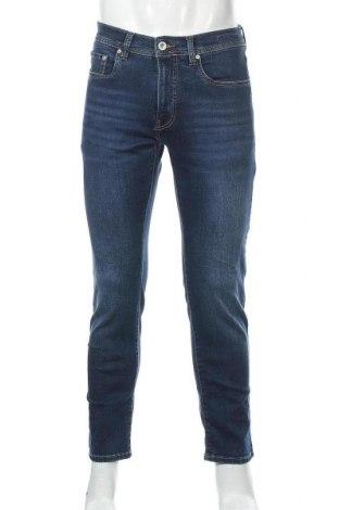 Мъжки дънки Pierre Cardin, Размер M, Цвят Син, 76% памук, 23% полиестер, 1% еластан, Цена 27,80лв.