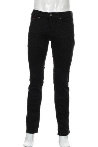 Ανδρικό τζίν Tommy Hilfiger, Μέγεθος M, Χρώμα Μαύρο, 90% βαμβάκι, 10% ελαστάνη, Τιμή 71,12€