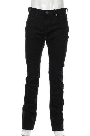 Ανδρικό τζίν Tommy Hilfiger, Μέγεθος M, Χρώμα Μαύρο, 98% βαμβάκι, 2% ελαστάνη, Τιμή 66,25€
