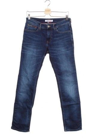 Ανδρικό τζίν Tommy Hilfiger, Μέγεθος S, Χρώμα Μπλέ, 98% βαμβάκι, 2% ελαστάνη, Τιμή 56,06€