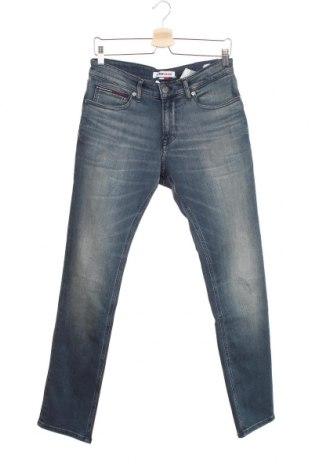 Ανδρικό τζίν Tommy Hilfiger, Μέγεθος S, Χρώμα Μπλέ, 92% βαμβάκι, 8% ελαστάνη, Τιμή 59,23€