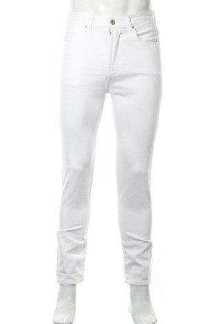 Ανδρικό τζίν Zara Man, Μέγεθος S, Χρώμα Λευκό, 100% βαμβάκι, Τιμή 12,77€
