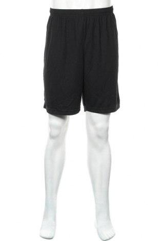 Мъжки къс панталон Active By Tchibo, Размер XXL, Цвят Черен, Полиестер, Цена 14,18лв.