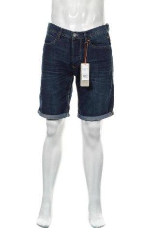 Ανδρικό κοντό παντελόνι Blend, Μέγεθος L, Χρώμα Μπλέ, 57% βαμβάκι, 43% πολυεστέρας, Τιμή 16,74€