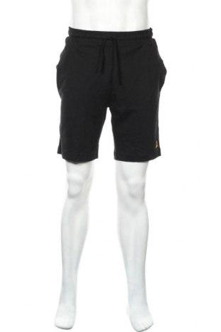 Мъжки къс панталон Brave Soul, Размер L, Цвят Черен, Памук, Цена 39,00лв.