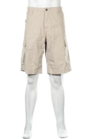Ανδρικό κοντό παντελόνι Carhartt, Μέγεθος L, Χρώμα  Μπέζ, Βαμβάκι, Τιμή 38,27€