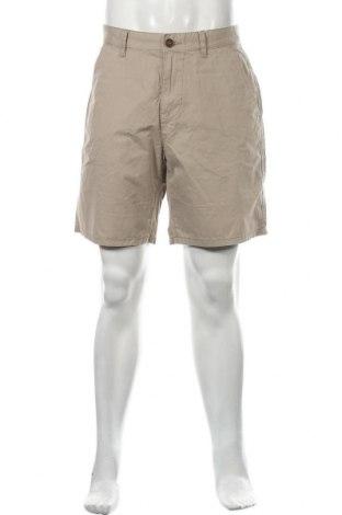 Мъжки къс панталон Edc By Esprit, Размер L, Цвят Бежов, 100% памук, Цена 39,00лв.