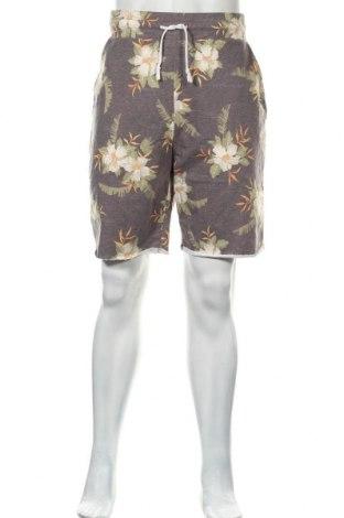 Ανδρικό κοντό παντελόνι H&M Divided, Μέγεθος XL, Χρώμα Πολύχρωμο, 51% βαμβάκι, 49% πολυεστέρας, Τιμή 12,34€