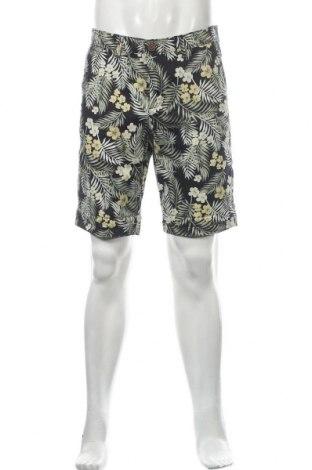 Мъжки къс панталон Jack & Jones, Размер S, Цвят Многоцветен, 98% памук, 2% еластан, Цена 44,25лв.