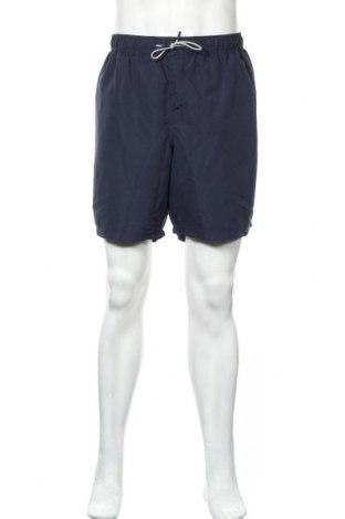 Ανδρικό κοντό παντελόνι Jack & Jones, Μέγεθος XXL, Χρώμα Μπλέ, Πολυεστέρας, Τιμή 18,95€