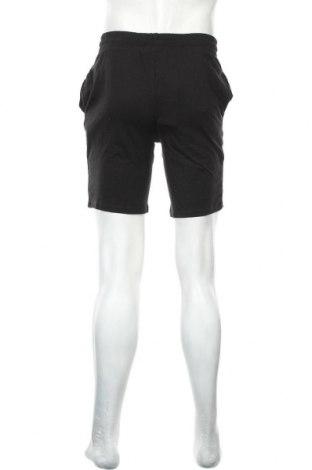 Мъжки къс панталон Pier One, Размер S, Цвят Черен, Памук, Цена 36,75лв.