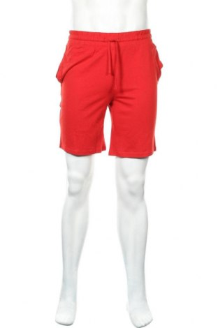 Мъжки къс панталон Pier One, Размер S, Цвят Червен, Памук, Цена 34,50лв.