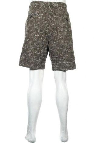 Мъжки къс панталон Pierre Cardin, Размер XXL, Цвят Зелен, Памук, Цена 63,00лв.