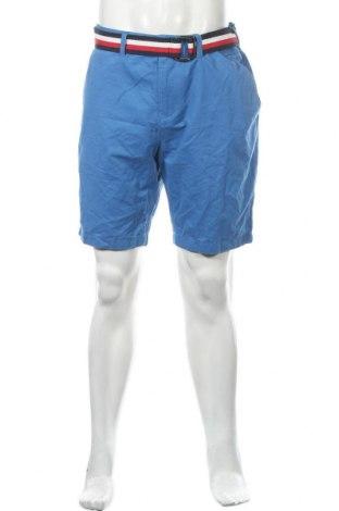 Мъжки къс панталон Pierre Cardin, Размер L, Цвят Син, Памук, Цена 54,00лв.