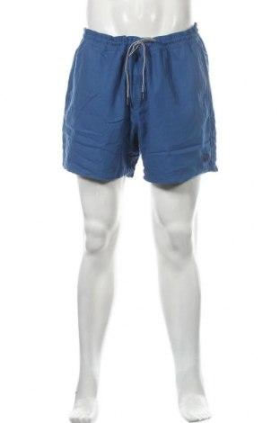 Мъжки къс панталон S.Oliver, Размер XL, Цвят Син, Полиестер, Цена 39,00лв.