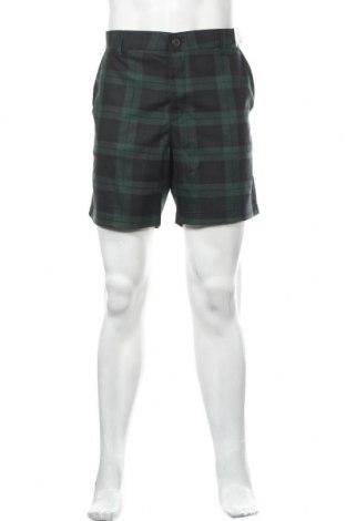 Ανδρικό κοντό παντελόνι Topman, Μέγεθος S, Χρώμα Πράσινο, 65% πολυεστέρας, 32% βισκόζη, 3% ελαστάνη, Τιμή 22,81€