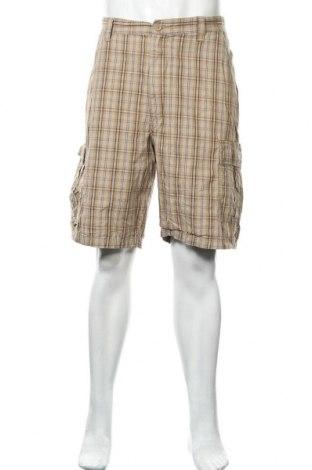 Мъжки къс панталон Wrangler, Размер XL, Цвят Бежов, Памук, Цена 22,05лв.